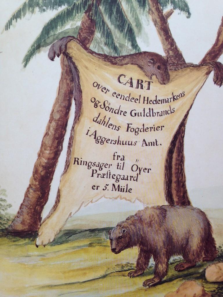 Fra Christian den 6.s norske rejse 1733